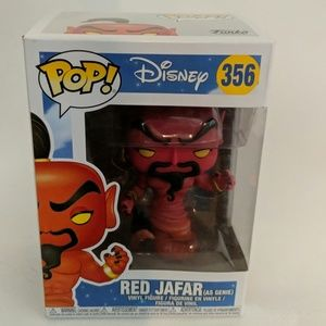 Funko Pop! Disney Red Jafar as Genie